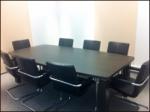 стол переговоров из кабинета TAO и стулья Толедо